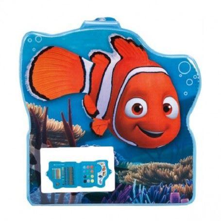 Nemo disney coffret de coloriage achat vente kit de - Dessin de nemo ...
