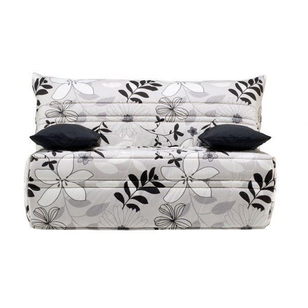 banquette bz party 140 x 190 cm imprim achat vente bz clic clac s. Black Bedroom Furniture Sets. Home Design Ideas