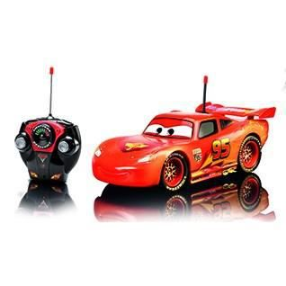 cars voiture rc 1 24 mcqueen achat vente voiture camion cdiscount. Black Bedroom Furniture Sets. Home Design Ideas