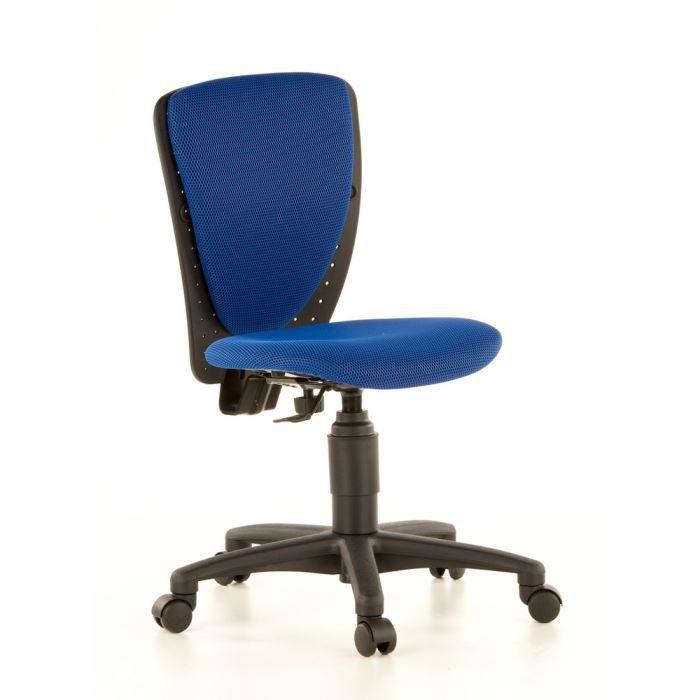 si ge de bureau enfant si ge pivotant high s achat vente chaise de bureau noir cdiscount. Black Bedroom Furniture Sets. Home Design Ideas