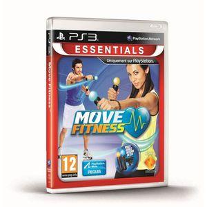 JEU PS3 Move Fitness Essential Jeu PS3
