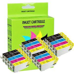 CARTOUCHE IMPRIMANTE 18 Cartouche d'encre Epson Stylus SX130 SX235W SX4