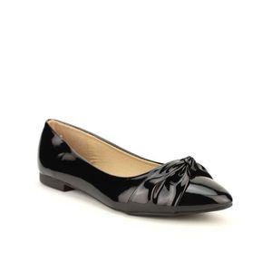 BALLERINE ballerine, Ballerines Noir Chaussures Femme, Cendr