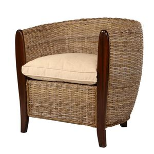 Fauteuil anglais achat vente fauteuil anglais pas cher for Salon anglais en tissu