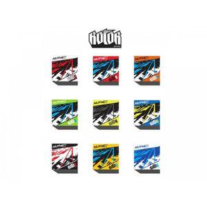 COQUE , CARÉNAGE Kit Déco Kutvek Rotor Noir Polaris Sportsman 850/1