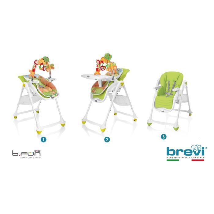 chaise haute bebe brevi - achat / vente chaise haute bebe brevi ... - Location Chaise Haute Bebe