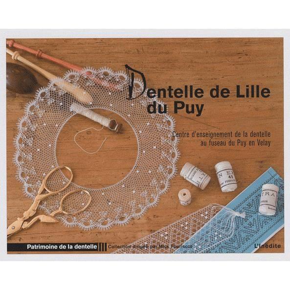 Dentelle de Lille du Puy Achat / Vente livre Mick Fouriscot