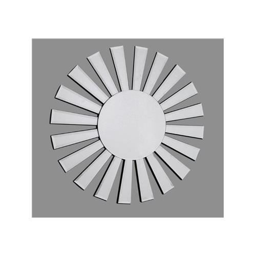 Miroir design loane achat vente miroir cdiscount for Miroirs rectangulaires design