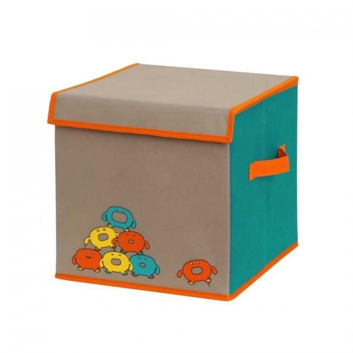 boite de rangement idebox kids grand mod le achat. Black Bedroom Furniture Sets. Home Design Ideas