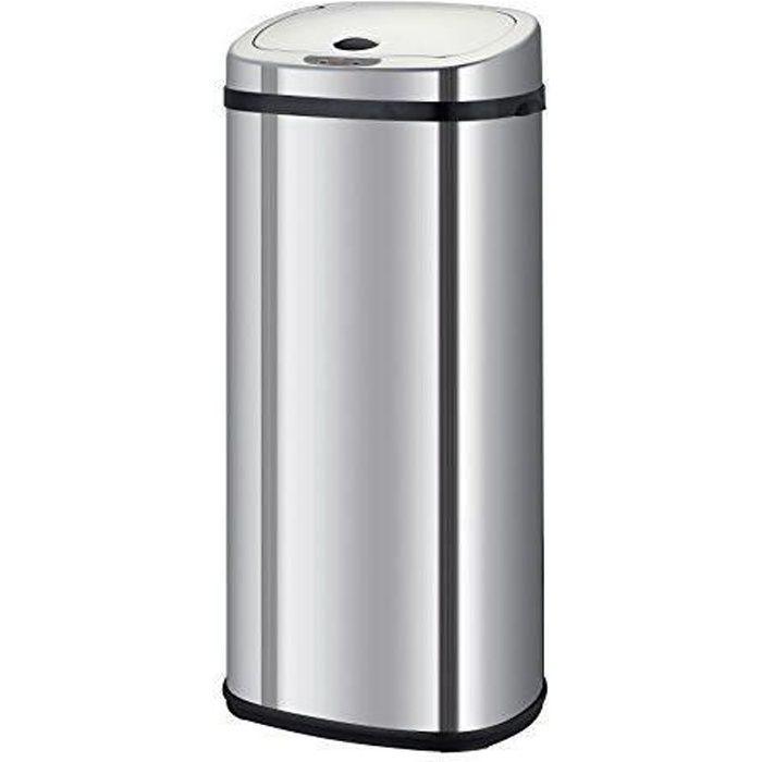 kitchen move bat 42ls02 a nouveau mod le 2016 poubelle de cuisine automatique forme carr inox. Black Bedroom Furniture Sets. Home Design Ideas