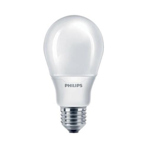 ampoule fluocompacte philips softone esaver e27 15w 2700k 230v a65 achat vente. Black Bedroom Furniture Sets. Home Design Ideas