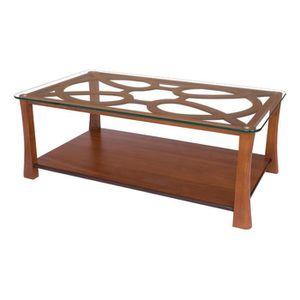 table basse 2 plateaux verre achat vente table basse 2 plateaux verre pas cher cdiscount. Black Bedroom Furniture Sets. Home Design Ideas