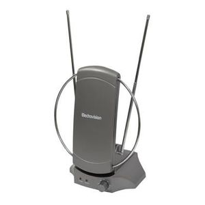 Antenne tv electro vision achat vente pas cher cdiscount - Antenne interieure amplifiee ...