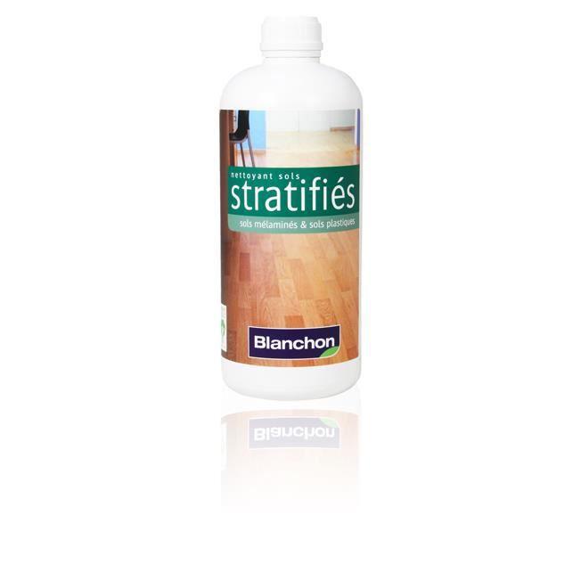 Nettoyant sol stratifi blanchon 1 l achat vente traitement sols bois n - Sol stratifie discount ...