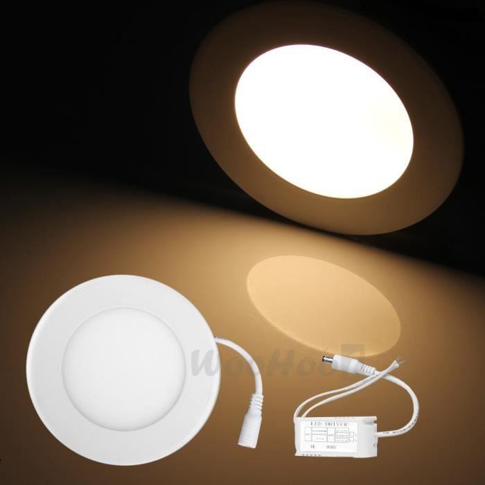 12w 60led 2835 smd lampe ampoule encastrable plafond eclairage blanc chaud 860lm achat vente - Lampe encastrable plafond ...
