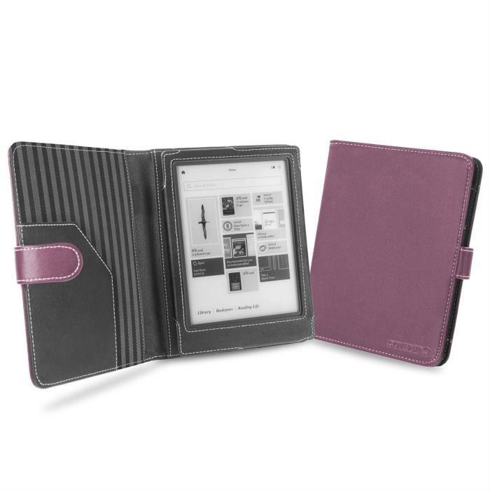 Cover up housse avec option repos pour tablette kobo for Housse liseuse kobo