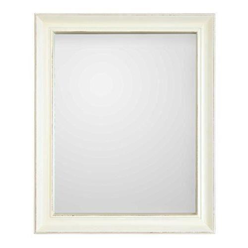 innova m04964 casa vintage miroir rectangulaire 40 x 50 cm achat vente miroir cdiscount. Black Bedroom Furniture Sets. Home Design Ideas
