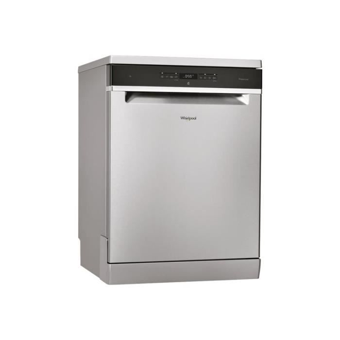 Whirlpool whirlpool wfo3t1236px lave vaisselle 60cm lave - Whirlpool service client ...