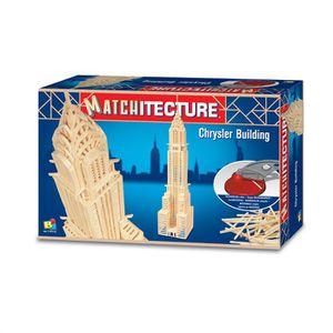 VOITURE À CONSTRUIRE Matchitecture CHRYSLER BUILDING