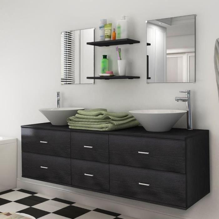 Ensemble de 7 pieces de salle de bains achat vente - Vendeur de salle de bain ...