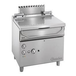Braisi re basculante gaz s rie 700 achat vente - Table basculante cuisine ...