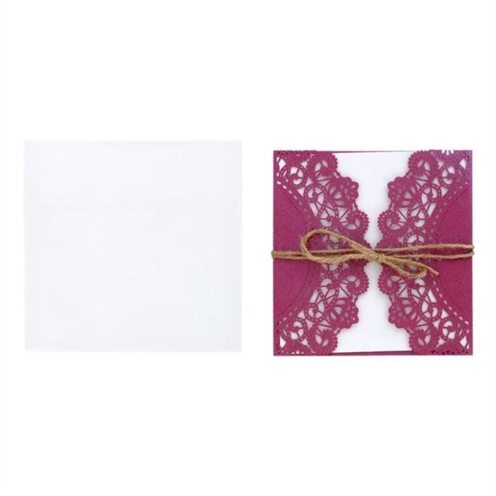 faire part invitation 10pcs carte dinvitation mariage flicitationviol - Carte Felicitations Mariage