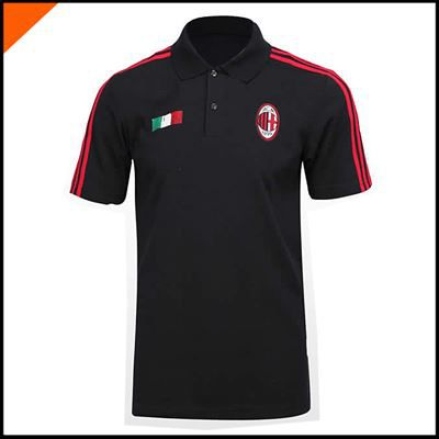 polo ac milan co noir 2012 2013 achat vente maillot polo polo ac milan co noir 2012. Black Bedroom Furniture Sets. Home Design Ideas