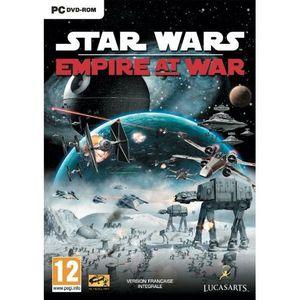 JEU PC STAR WARS EMPIRE AT WAR / Jeu PC