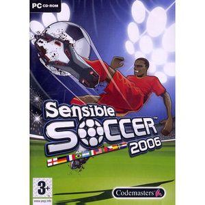 JEU PC Sensible Soccer 2006 Jeu PC