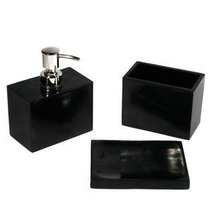 Set accessoires salle de bain achat vente set accessoires salle de bain p - Set salle de bain pas cher ...