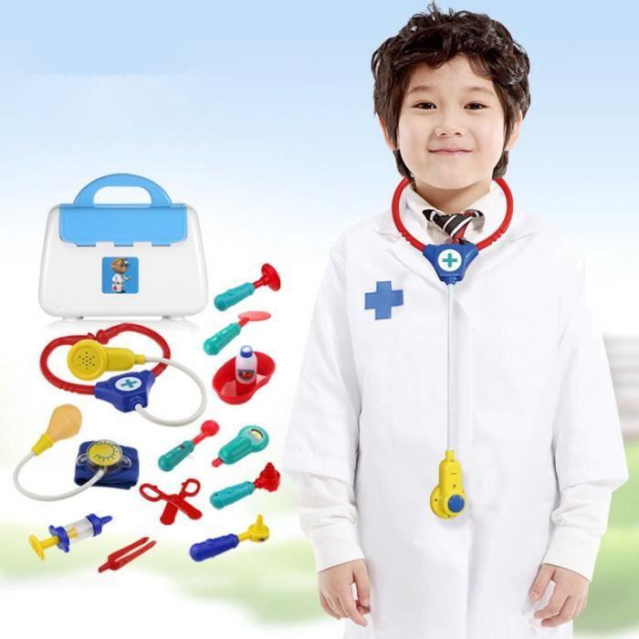 les jouets pour enfants le docteur ensemble jouet achat vente docteur v t rinaire cdiscount. Black Bedroom Furniture Sets. Home Design Ideas