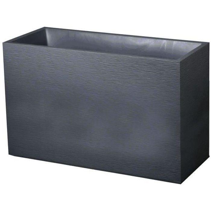 eda plastiques 13735 g ant sx1 graphit muret pour bac. Black Bedroom Furniture Sets. Home Design Ideas