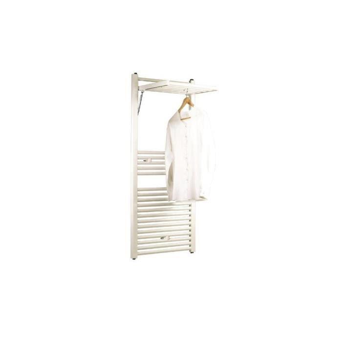 seche serviettes eau chaude dinamic blanc 559w achat vente seche serviette seche serviettes. Black Bedroom Furniture Sets. Home Design Ideas