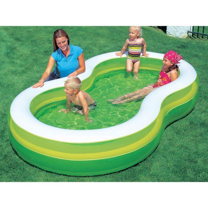 piscine 3 boudin. Black Bedroom Furniture Sets. Home Design Ideas