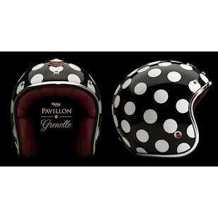 casque ruby noir avec point blanc achat vente casque moto scooter casque ruby noir avec. Black Bedroom Furniture Sets. Home Design Ideas