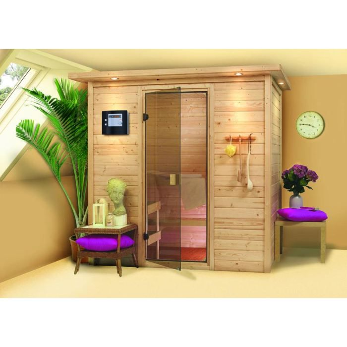 sauna kit. Black Bedroom Furniture Sets. Home Design Ideas