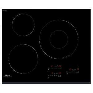 PLAQUE INDUCTION SAUTER STI864B - Table de cuisson à induction 3 zo