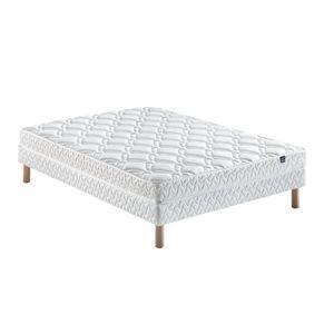 ensemble matelas sommier 160x200 densite matelas 80 kg m3 achat vente ensemble matelas. Black Bedroom Furniture Sets. Home Design Ideas