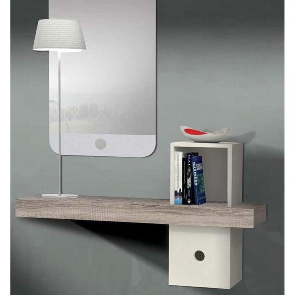 miroir salle de bain avec tablette. Black Bedroom Furniture Sets. Home Design Ideas