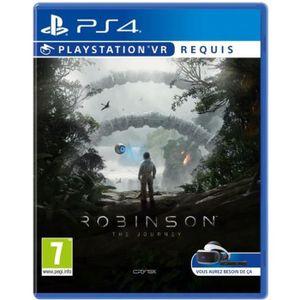 JEU PS VR Robinson : The Journey Jeu PlayStation VR