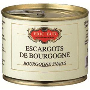 PLAT A BASE DE VIANDE ERIC BUR Escargots de Bourgogne 2 douz
