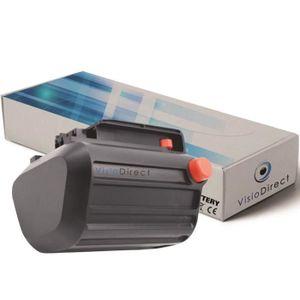 Batterie 18v gardena achat vente batterie 18v gardena for Taille bordure batterie lithium