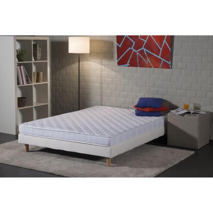deko dream matelas 140x200cm 16cm mousse confort ferme 30 kg m achat vente matelas soldes. Black Bedroom Furniture Sets. Home Design Ideas