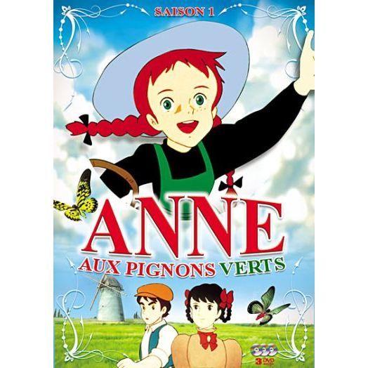 Dvd anne et la maison aux pignons verts vol 3 en dvd for Anne la maison aux pignons verts