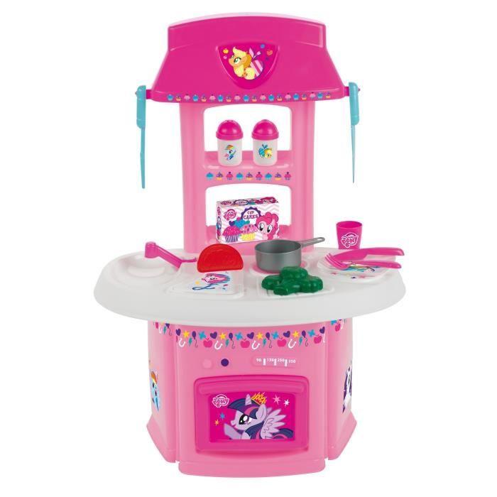 my little pony cuisine achat vente dinette cuisine cdiscount. Black Bedroom Furniture Sets. Home Design Ideas