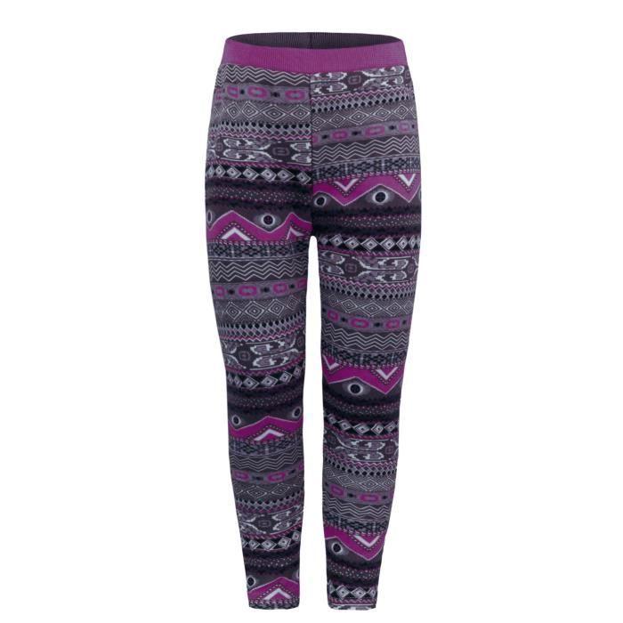 leggings fille enfant motif azt que chaud doux achat vente legging cdiscount. Black Bedroom Furniture Sets. Home Design Ideas