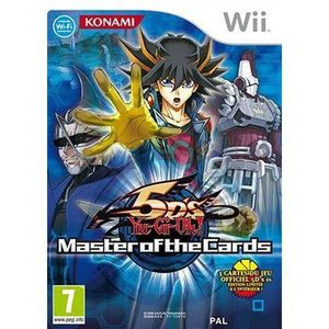 JEUX WII YU-GI-OH! 5D'S MASTER OF CARDS / Jeu console Wii