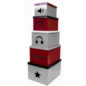 armoire rangement linge achat vente armoire rangement linge pas cher cdiscount. Black Bedroom Furniture Sets. Home Design Ideas