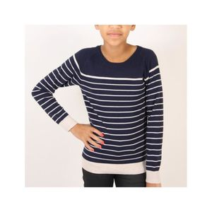 Pull mariniere achat vente pull mariniere pas cher for Pull cachemire enfant