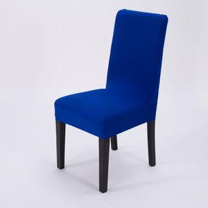 Housse chaises de salle a manger achat vente housse for Housse pour chaises salle manger